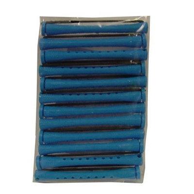 Assorted Perm Rods Long Blue Lot of 1 Dozen