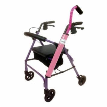 Easy Living Innovation CaneTUBE Cane Holder, Pink, 1 ea