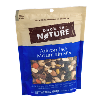 Back To Nature Adirondack Mountain Mix