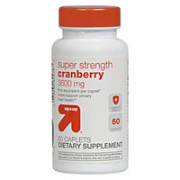 up & up up&up Super Strength Cranberry 300 mg Caplets - 60 Count