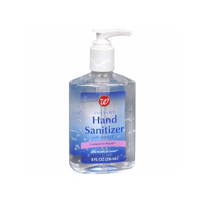Walgreens Instant Hand Sanitizer