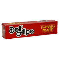 Dell' Alpe Tomato Paste Tube, 4.5-Ounce (Pack of 6)