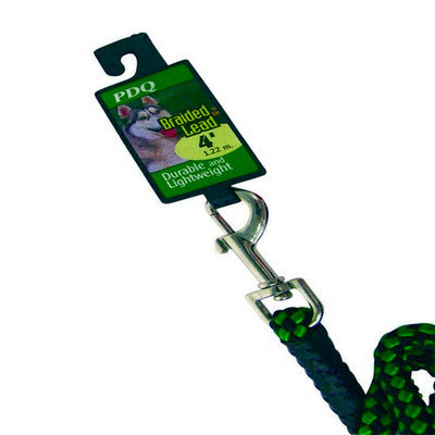 Boss Pet Products Boss Pet 11332 10mmx48in. Braided Lead