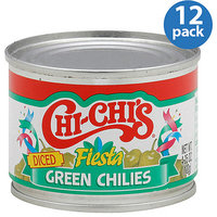 Chi-Chi's Fiesta Diced Green Chilies