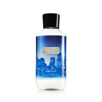 Bath & Body Works Midnight for Men The Forever Collection Body Lotion