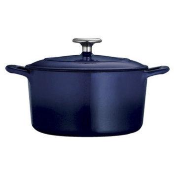 Tramontina 3.5 Quart Cast Iron Dutch Oven - Blue