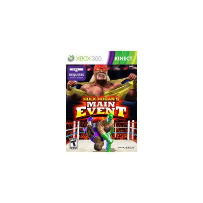 Majesco Hulk Hogan's Main Event