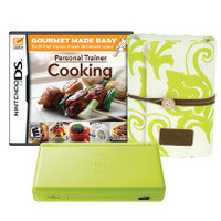 Nintendo of America Nintendo DS, Personal Trainer: Cooking Bundle