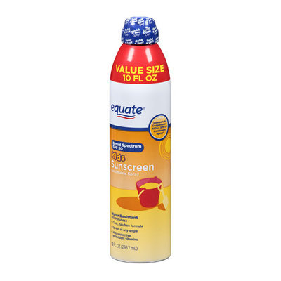 Equate Kids Sunscreen Continuous Spray