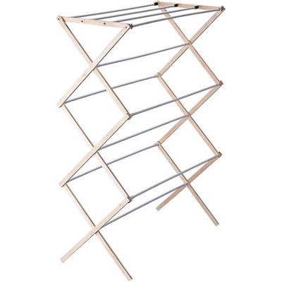 Taylor Gifts Whitney Design Coated Dowel Wood Dryer Rack
