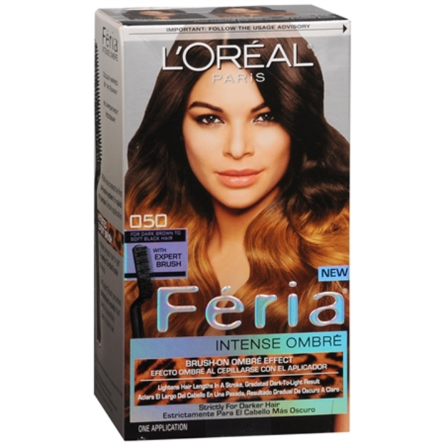 L'Oréal Paris Feria Brush-on Intense Ombre Effect O30 For Black Hair