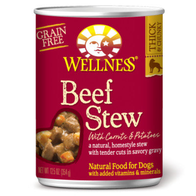 WellnessA Grain Free Dog Food