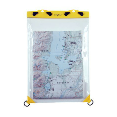 Kwik Tek Dry Pak Multi-Purpose Waterproof Clear Case - Large