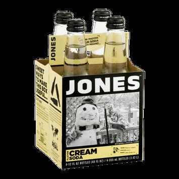 Jones Soda Cream Flavor