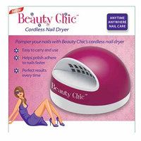 Beauty Chic Cordless Nail Dryer