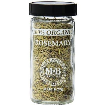 Morton & Bassett Morton & Basset Rosemary, 0.8-Ounce (Pack of 3)