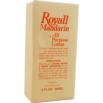 Royall Mandarin by Royall Fragrances Royall Mandarin Orange Aftershave Lotion Cologne