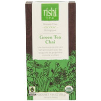 Rishi Tea Green Tea Chai, 1.94 Ounce