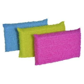 Casabella Scrub Sponges Pack of 3 - Multicolor