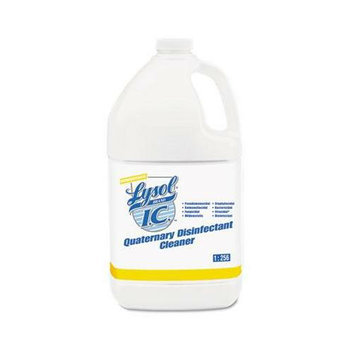 LYSOL IC  Quaternary Disinfectant Cleaner Concentrate Gallon Bottle