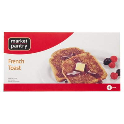 market pantry Market Pantry French Toast 6 ct