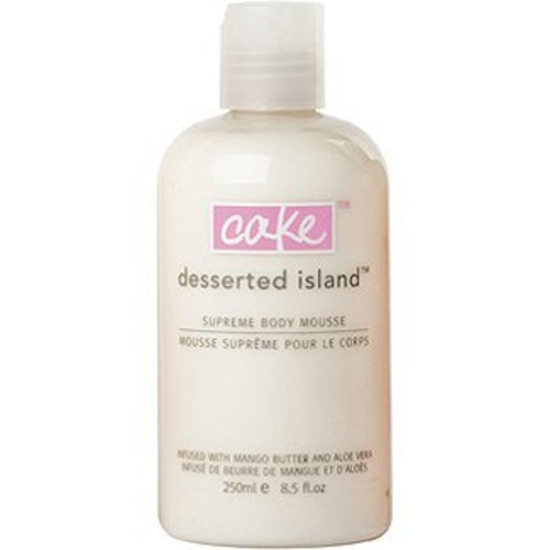 Cake Beauty Desserted Island Collection 8.5 oz Supreme Body Mousse