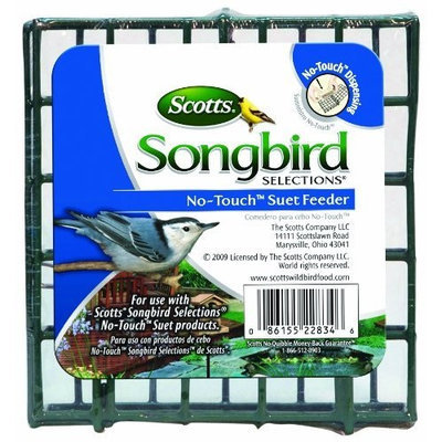 Scotts Songbird Selections No-Touch Suet Feeder