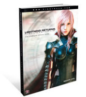 Prima Publishing Lightning Returns Final Fantasy XIII Official Strategy Guide