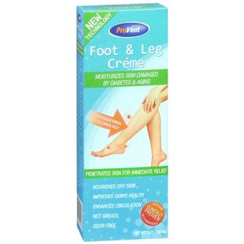 ProVent Foot & Leg Creme