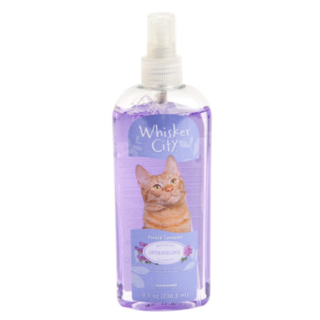 Whisker CityA Waterless Detangling Cat Shampoo