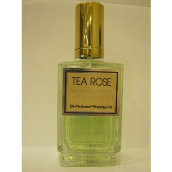 Tea Rose Perfume - For Women - By the Perfumer's Workshop Ltd. - 2 Fl Oz - Unboxed