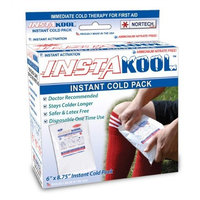 Nortech Labs InstaKool Instant Cold Pack, 6