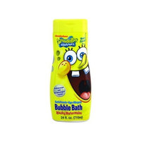 Spongebob Squarepants Spongebob Bubble Bath 24 oz. Wacky Watermelon (3-Pack) with Free Nail File