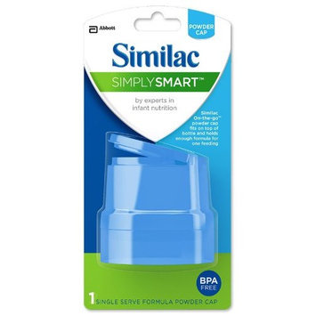 Similac® SimplySmart™ On-The-Go Powder Cap