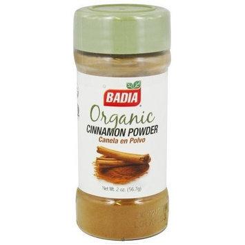 Badia Spice, 95% organic, Cinnamon, Ground, 2 oz (pack of 12 ) ( Value Bulk Multi-pack)