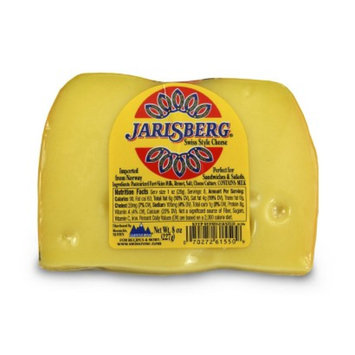 DCI Jarlsberg Swiss Style Cheese Wedge 8 oz