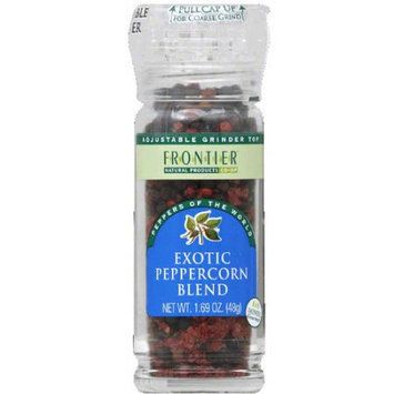 Frontier Natural Products Exotic Peppercorn Blend, 1.69 oz, (Pack of 6)