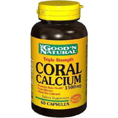 Good 'N Natural - Triple Strength Coral Calcium 1500 mg. - 60 Capsules