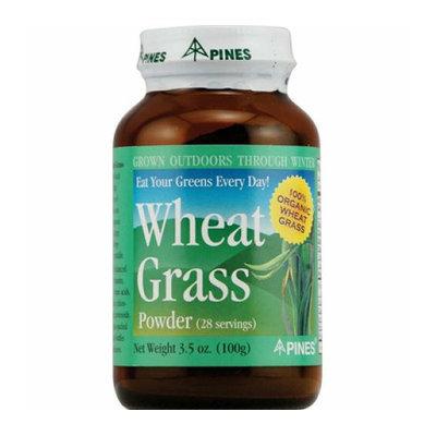 Pines International Wheat Grass Powder 3.5 oz