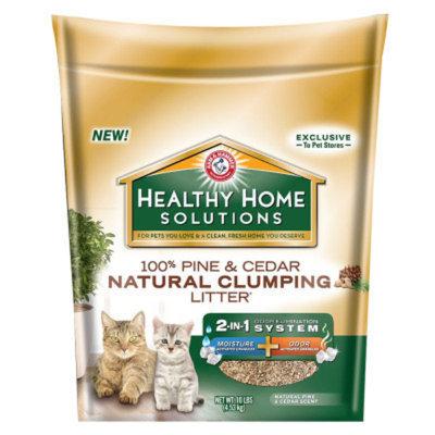 ARM & HAMMER™ Healthy Home Solutions Pine & Cedar Cat Litter