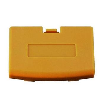 TTX Tech Third Party Battery Door Cover for Nintendo GBA - Orange