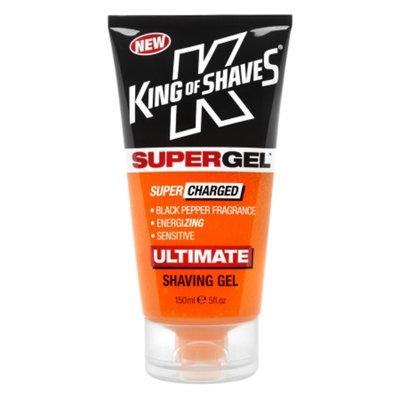 King of Shaves SUPERGEL Super Charged Ultimate Shaving Gel