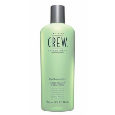 American Crew Citrus Mint Moisturizing Body Wash 15.2oz