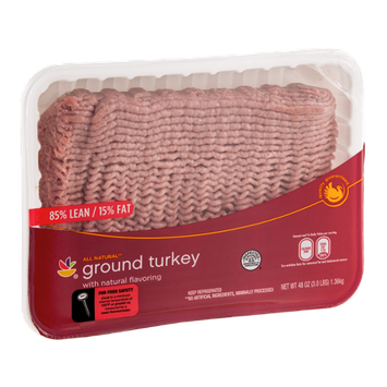 Ahold Ground Turkey 85% Lean