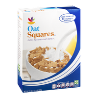 Ahold Oat Squares Cereal