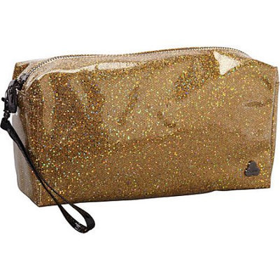 Clava - Jazz Glitter Large Cosmetic/Travel Case (Women's)
