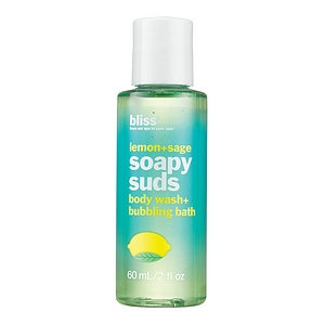 Bliss Soapy Suds Body Wash + Bubbling Bath