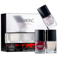 NAILS INC. Beauty To Go Autumn Winter Mini Gel Effect Collection