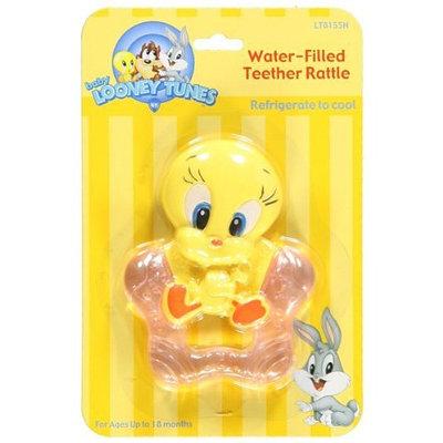 Baby Looney Tunes TWEETY WATER-FILLED TEETHER - blue