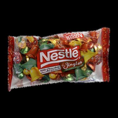 Nestlé Milk Chocolate Jingles Bell Shaped Chocolates